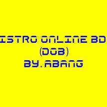 Distro Online BDG Abang