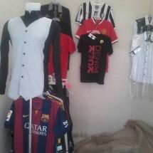 multi clothing shop.