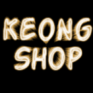 Logo Keong Online Shop