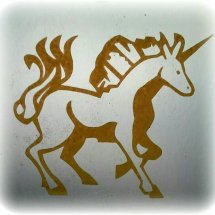 Logo Unicorn coffee