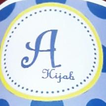 """""""A"""" Hijab"""