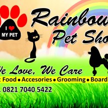 rainbow grooming