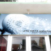 AYU TIRTA WATER HEATER