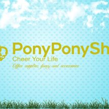 Logo Pony Shop