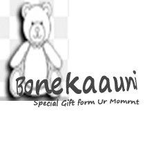 Bonekaauni Logo