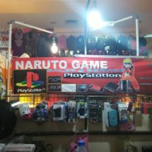 Naruto Game Shop