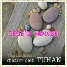Jeje's house