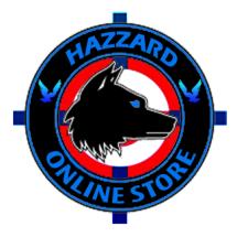 Hazzard Online Store