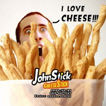 JOHNSTICK Cheese Stick