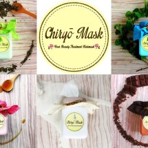 Logo ChiryoMask Masker Rambut