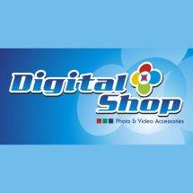 Logo Toko Digital Shop