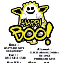 Happy boo