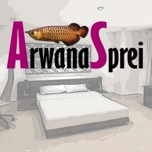 Arwana Sprei Shop
