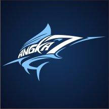 Logo Angkatujuh Fishing