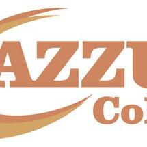 Logo AZZUL Coklat
