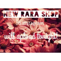 new rara shop