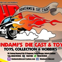 Hindami's Diecast & Toys