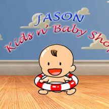 Logo Jason Kids n' Baby Shop