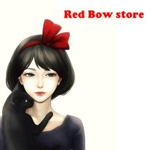 Logo Red Bow Store