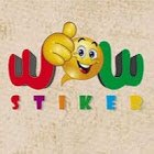 Wow Stiker