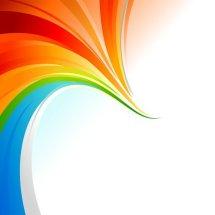 rainbow interior