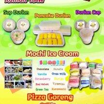 Sop durian KAW