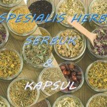 Spesialis Herbal Serbuk