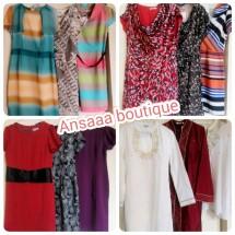 ANSA's boutique