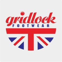 Logo Gridlock Footwear