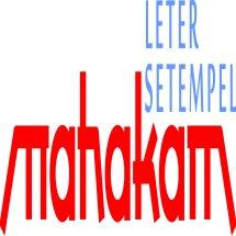 Leter Setempel Mahakam