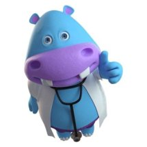 Logo Hippo Power Bank