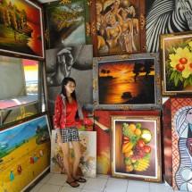 Lukisan Bali Shop