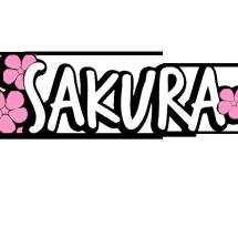 SAKURA WALLSTICKER