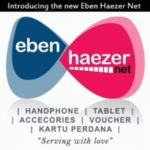 "Eben Haezer Net ""Grosir"""