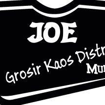 Joe  Grosir Kaos Distro