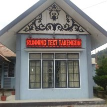 Takengon Running Text