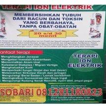 Terapi Ion Detoks