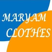 Maryam Clothes