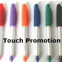 Touch Promotion