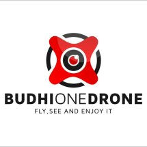 Logo Budhi One Drone