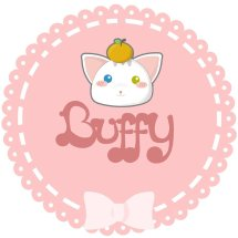 Logo Buffy Kawaii