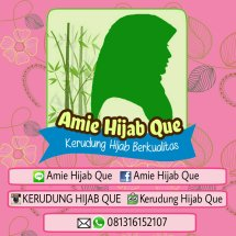 Kerudung Hijab Que