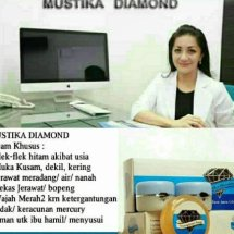 cream diamond