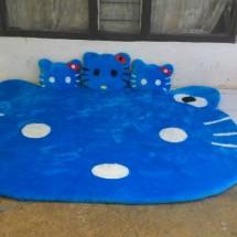 produksi karpet bulu