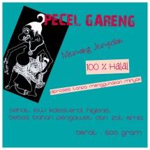 Pecel Gareng