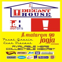 Diecast House Jogja
