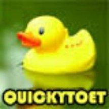 Quickytoet Logo