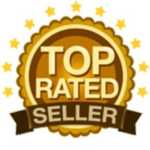 Logo Top Rated Seller