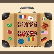 koper korea