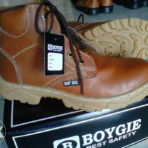 SAFETY SHOES BOYGIE